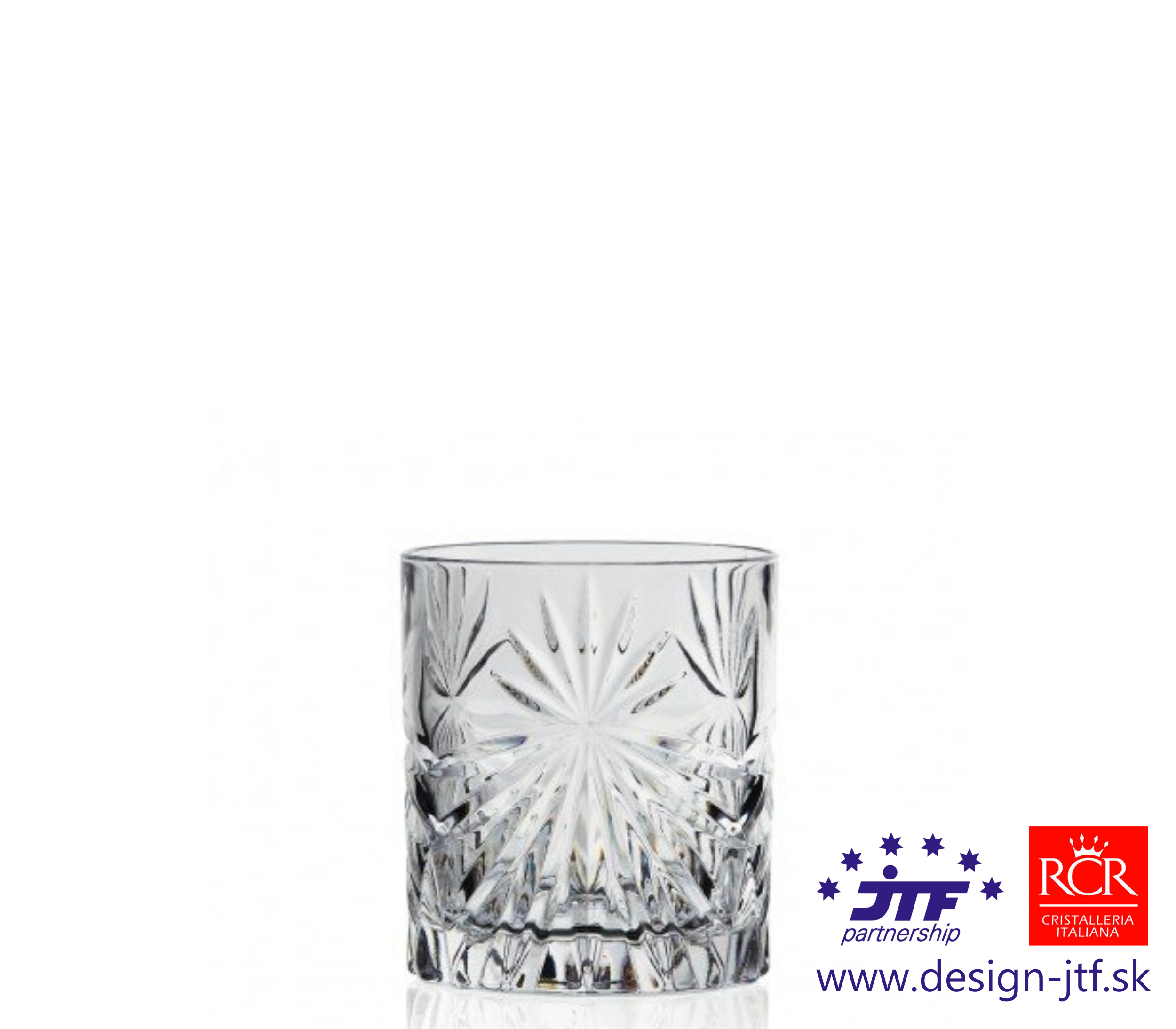 Tumbler DOF whisky OASIS 320 ml 6 ks