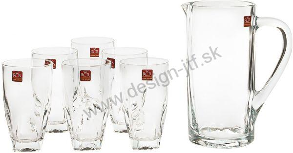 Set na vodu Diamante 1+6 1200ml+405ml